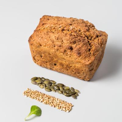 Зеленая гречка —  семена тыквы