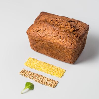 Зеленая гречка — пшено — семена льна