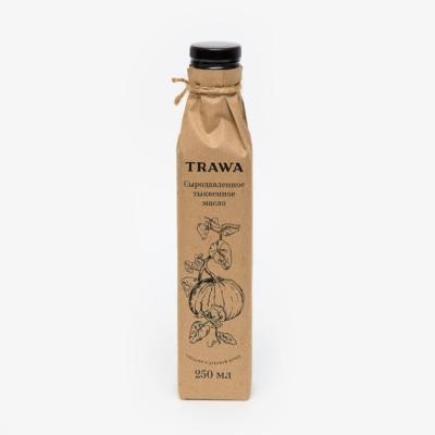 TRAWA Масло сыродавленное тыквенное, 250мл