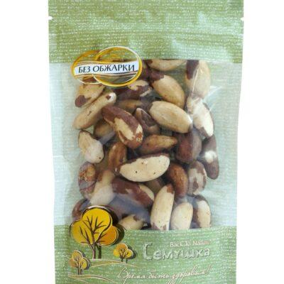 СЕМУШКА Бразильский орех сушеный, 120 гр